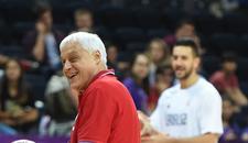 Muta Nikolić otkrio Hrvatima kada će da osvoje medalju u košarci
