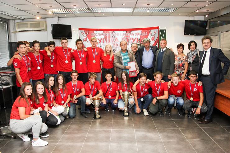 Veslački klub Crvena zvezda