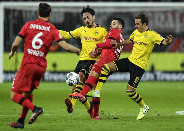 FK Bajern Minhen, Borusija Dortmund