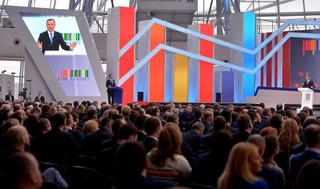 Premier: Budujemy nowoczesną Polskę, opartą na wartościach