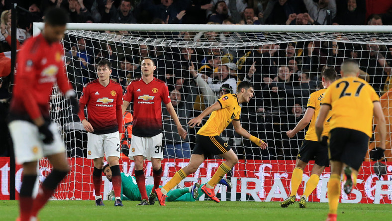 5e04c6b36 Wolverhampton – Manchester United wynik i relacja - Puchar Anglii ...