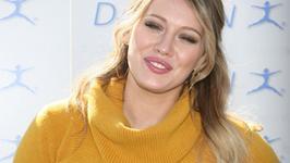Hilary Duff: karmienie piersią jest wyzwaniem