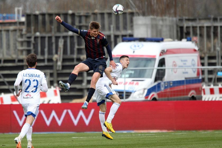 Adrian Benedyczak nie zapomni tego meczu