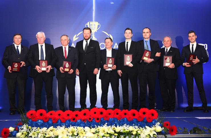 Auto-moto savez Srbije podelio priznanja za 2017