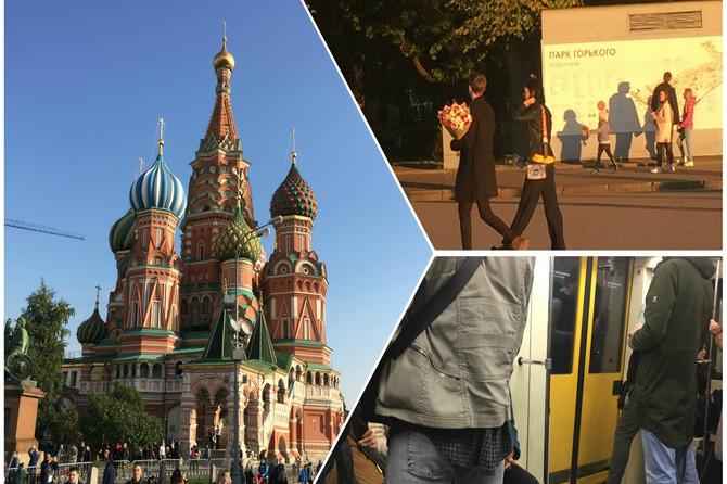 Otišla sam u Moskvu i mislila da će sve biti KAO I OVDE: A već sam prvog dana shvatila u čemu srpski muškarci NE MOGU DA PRIĐU RUSIMA