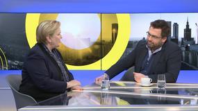 Róża Thun: Kaczyński nie potrafi myśleć w kategoriach wspólnotowych