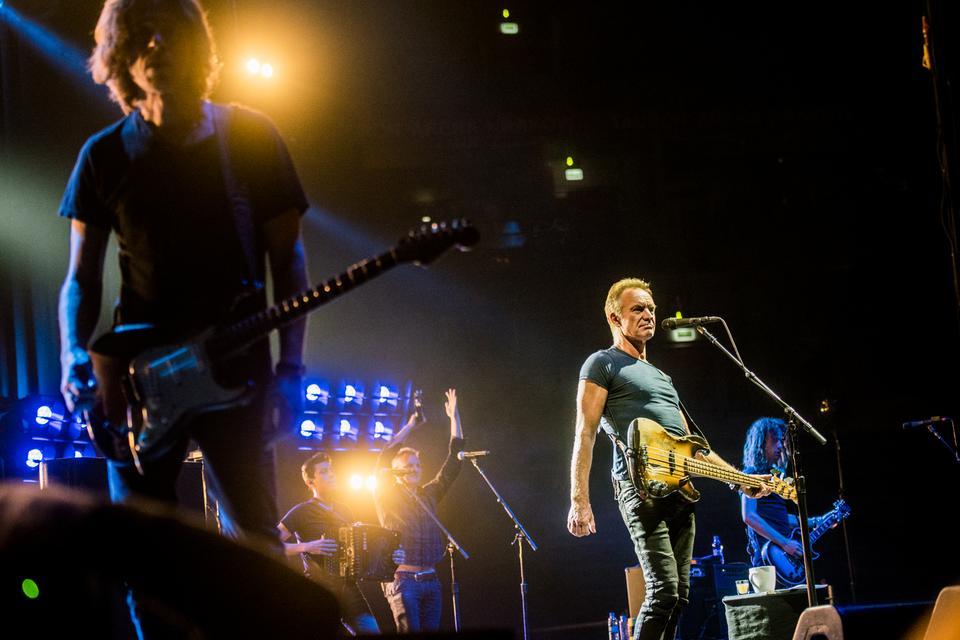 Sting / Koncert w Tauron Arena Kraków