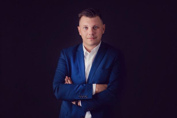 Sebastian Lemieszek – doradca ds. cyfrowej transformacji w firmie Siemens.