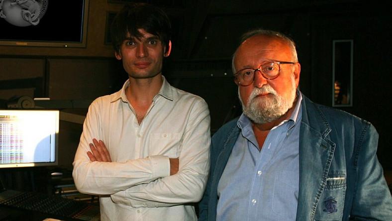 Płyta Krzysztofa Pendereckiego i Jonny'ego Greenwooda to ogromne wydarzenie