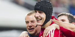 Polski Petr Cech rozbił mistrza