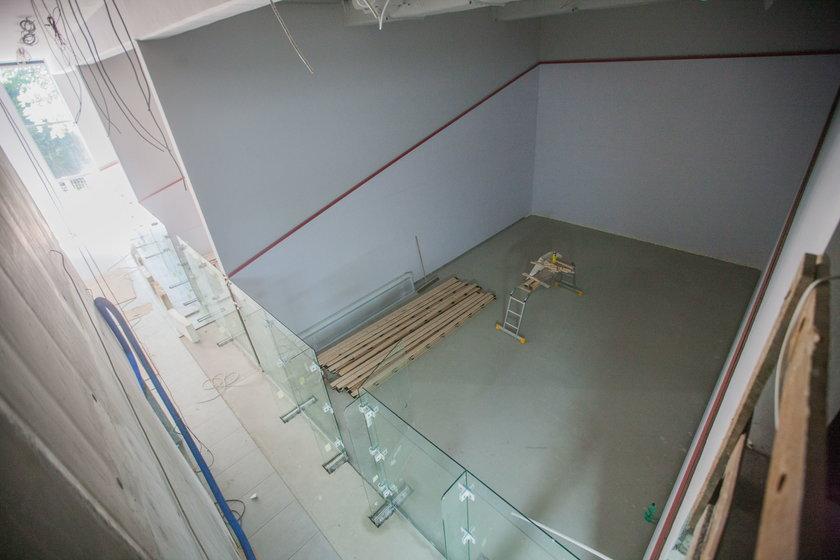 Nowy ośrodek sportowy