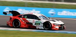Robert Kubica nie ukończył niedzielnego wyścigu. Awaria samochodu Polaka