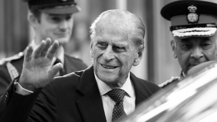 Książę Filip nie żyje. Pałac wydał oświadczenie