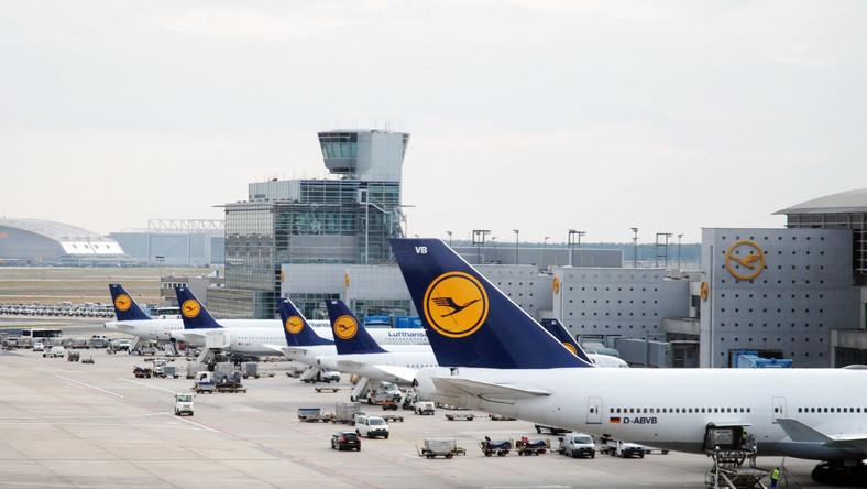 Lotnisko we Frankfurcie będzie zablokowane?