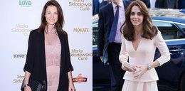 Zobacz sobowtórkę Kate Middleton. To polska aktorka!