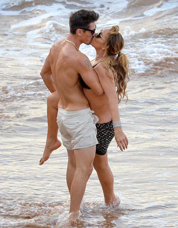 Mariah Carey na Hawajach