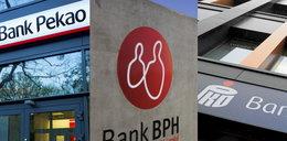 Trzy duże banki pod lupą urzędu: PKO, Pekao, BPH