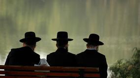 Obchody żydowskiego święta Sukot w Tykocinie