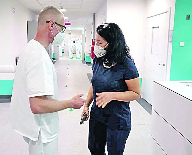 Važno je voditi računa o higijeni svih u Kliničkom centru