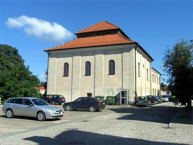 Sandomierz, dawna synagoga