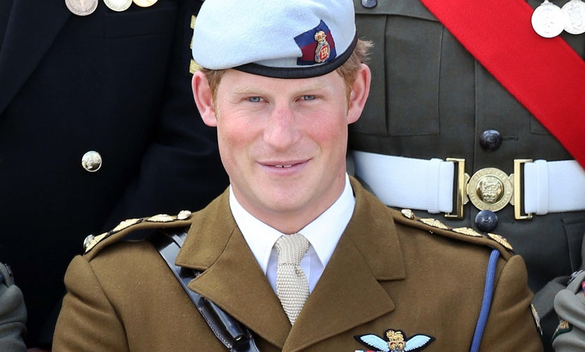 File photo -Prince Harry to leave military service
