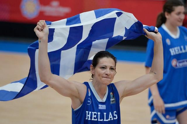 Evantia Maltsi slavi trijumf Grkinja u osmini finala