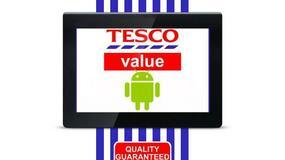 Tesco wprowadza do sprzedaży własny tablet