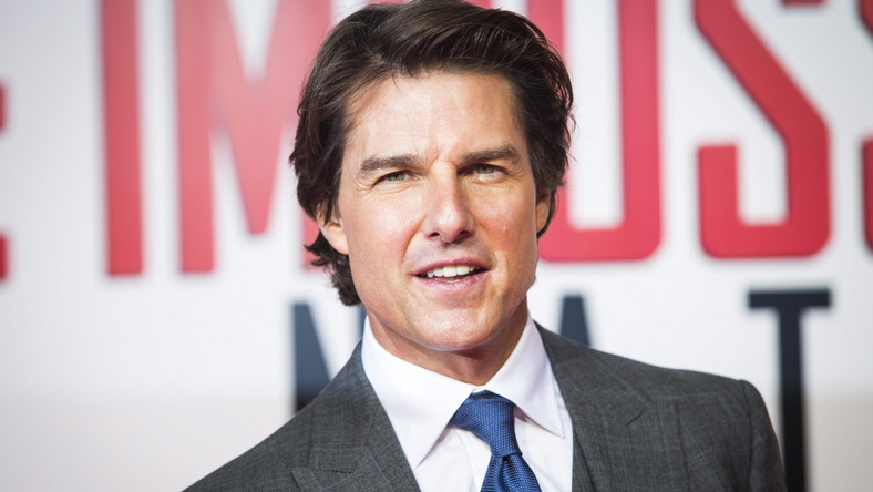 """Tom Cruise na premierze """"Mission: Impossible. Rogue Nation"""""""