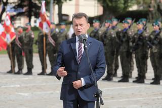 Błaszczak: Żołnierze WOT będą szkolić pracowników gmin z zakresu cyberbezpieczeństwa