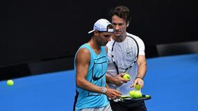 Carlos Moya nie jest zdziwiony wynikami Rafaela Nadala