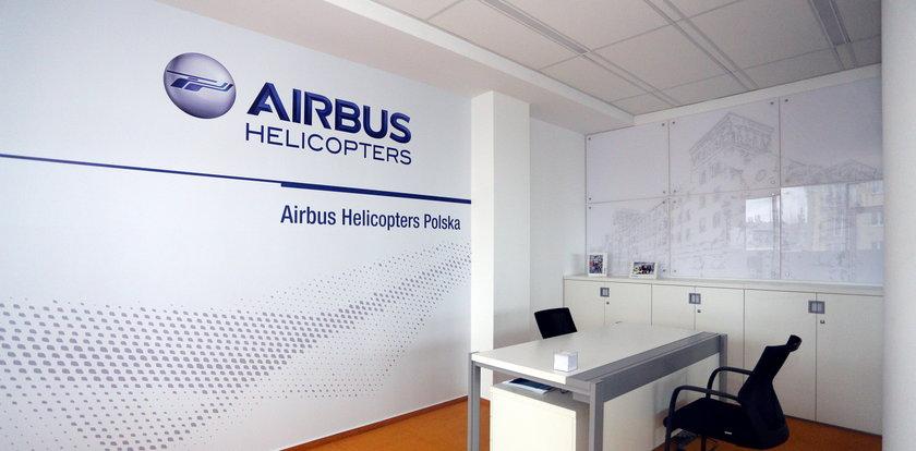 Airbus otworzył biuro dla stu inżynierów
