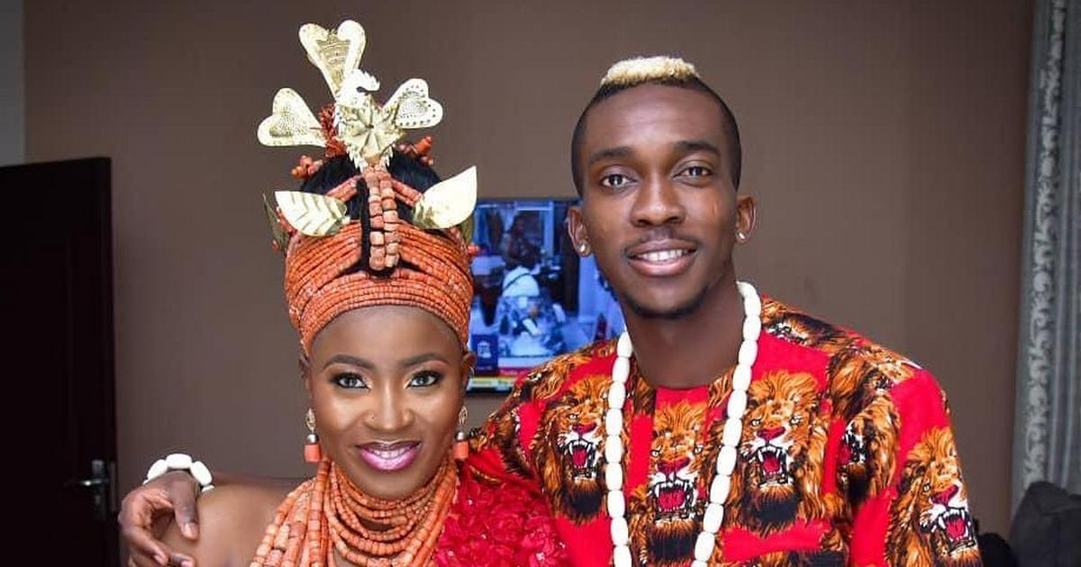 Super Eagles stars shut down Benin City for Henry Onyekuru's wedding - Pulse Nigeria