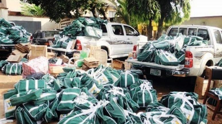 INEC has had troubles moving election materials across the country [ICRI]