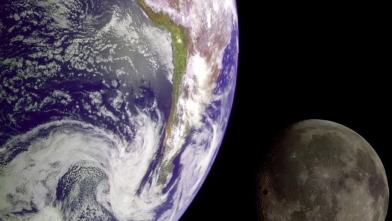 Planetoidy prawie otrą się o Ziemię