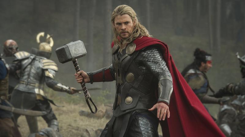 """""""Thor: Mroczny świat"""" - kadr z filmu"""