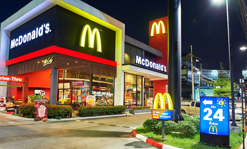 Pozwał McDonald's
