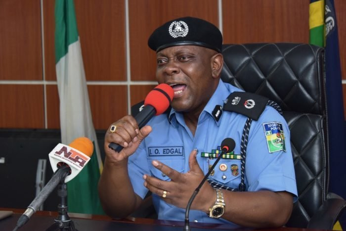 Former Lagos Police Commissioner, Imohimi Edgal, was vocal against the scourge of cultism in the state [SaharaReporters]