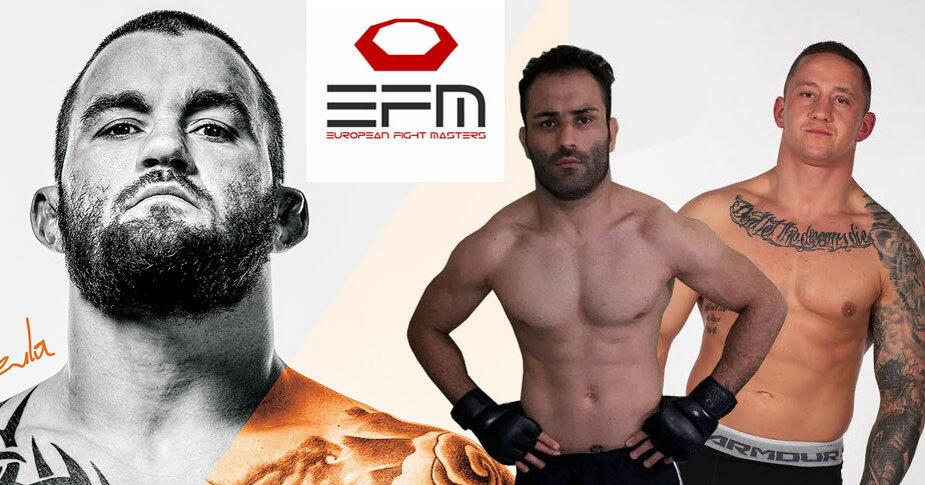 Znamy pierwsze zestawienia gali European Fight Masters, na której wystąpi Michał Materla