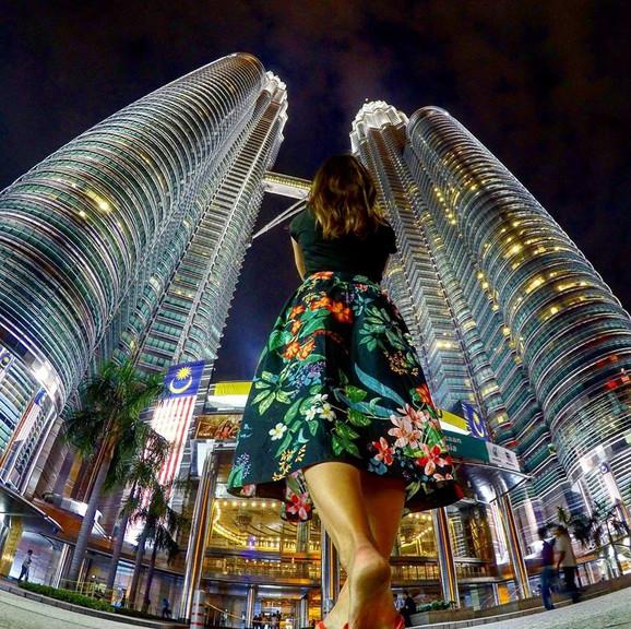 Petronas kule u Kuala Lumupru
