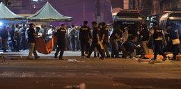 Trzech policjantów zabitych i dziesięć osób rannych. Terroryści uderzyli w Indonezji