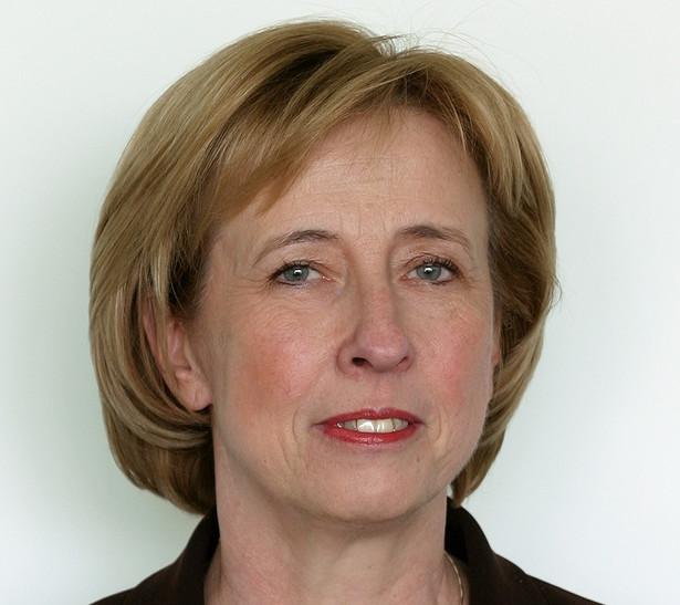 Teresa Flemming-Kulesza, prezes Sądu Najwyższego Izby Pracy, Ubezpieczeń Społecznych i Spraw Publicznych.
