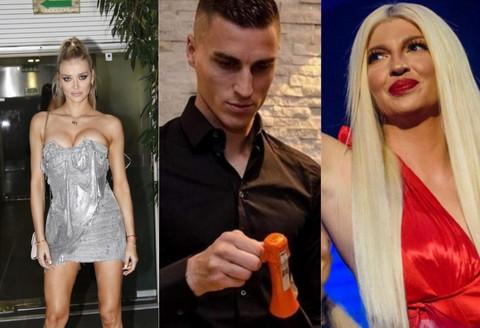 Tvrde da su prijateljice, a sada objavljena poruka koju je Karleuša slala Vranješu: SOFIJA JE PROSTITUTKA!