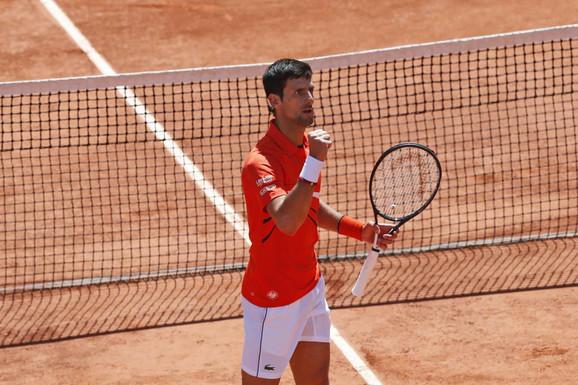 Novak Đoković bi uskoro mogao da izjednači rekord Rodžera Federera
