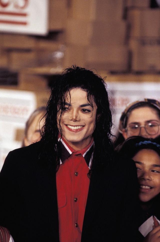 Majkl devedesetih godina u zenitu popularnosti