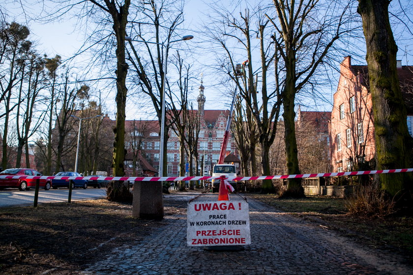 Narutowicza, Gdańsk