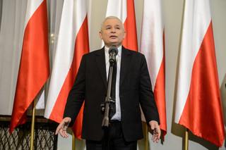 Kaczyński: PiS chce unieważnienia wyborów i przezroczystych urn