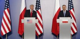 Wizyta Donalda Trumpa w Warszawie. Zobacz najnowsze zdjęcia