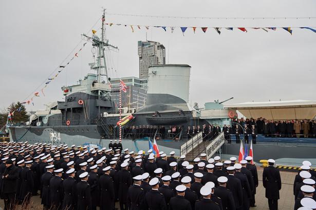 Obchody 98. rocznicy odtworzenia Marynarki Wojennej RP