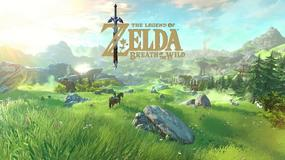 Nintendo Switch - The Legend of Zelda Breath of the Wild - nowy malowniczy i efektowny gameplay