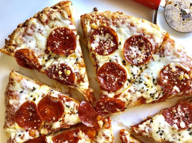 Domaća pica može da bude još bolja od one iz picerije
